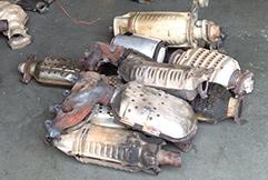 Catalytic Converters & Battery Scrap - R S  Davis
